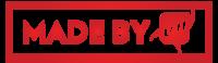 A great web designer: MadebyVK, Jakarta, Indonesia logo