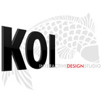 A great web designer: Koi-Interactive, Los Angeles, CA logo