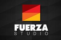 A great web designer: Fuerza Studio, Porto Alegre, Brazil logo