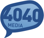 A great web designer: 4040 Media Limited, Liverpool, United Kingdom logo