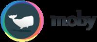 A great web designer: Moby, Inc., Seattle, WA logo