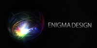 A great web designer: Enigma Design, Dallas, TX logo