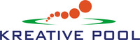 A great web designer: Kreative Pool, Mysore, India logo