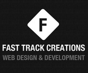 A great web designer: Fast Track Creations, New Delhi, India logo