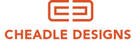 A great web designer: Cheadle Designs, San Francisco, CA logo
