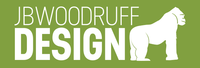 A great web designer: JB Woodruff Design, LLC, Cincinnati, OH logo