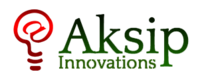 A great web designer: Aksip Innovations, Mumbai, India logo