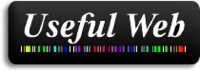 A great web designer: Useful Web, Lausanne, Switzerland logo