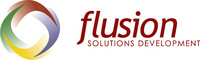 A great web designer: Flusion, Los Angeles, CA logo