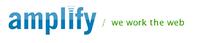 A great web designer: Amplify Studios, Boston, MA logo