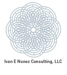 A great web designer: Ivan E Nunez Consulting, Minneapolis, MN logo