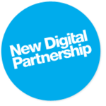 A great web designer: New Digital Partnership, London, United Kingdom logo