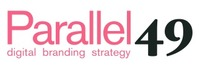 A great web designer: Parallel 49, Toronto, Canada logo