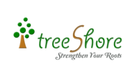 A great web designer: TreeShore, Chennai, India logo