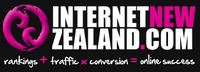 A great web designer: Internet New Zealand, Auckland, New Zealand logo