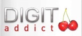 A great web designer: DigitAddict, Los Angeles, CA logo