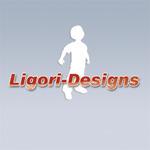 A great web designer: Ligori designs, Amsterdam, Netherlands logo