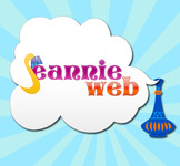 A great web designer: JeannieWeb Solutions, Chicago, IL logo