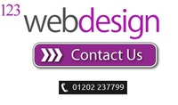 A great web designer: 123 Web Design Bournemouth, Dorset, United Kingdom