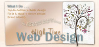A great web designer: High Time Web Design, Cleveland, OH logo