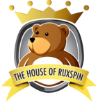 A great web designer: The House of Ruxspin, Los Angeles, CA logo