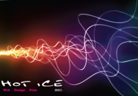 A great web designer: Hot Ice Inc., London, United Kingdom logo