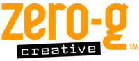 A great web designer: Zero-G Creative, Atlanta, GA logo