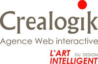 A great web designer: Crealogik, Quebec, Canada logo