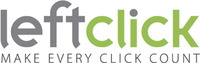 A great web designer: LeftClick, Christchurch, New Zealand logo