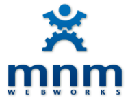 A great web designer: MNM WebWorks, LLC, Colorado Springs, CO logo