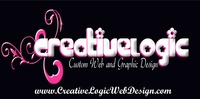 A great web designer: CreativeLogic Web Design, San Diego, CA logo