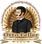 A great web designer: Otto Feller, Chicago, IL