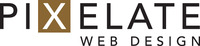 A great web designer: Pixelate Web Design, Rockford, IL logo