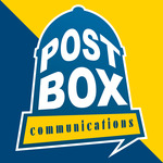 A great web designer: PostBox Communications, Mumbai, India logo