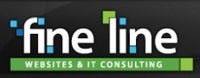 A great web designer: Fine Line Websites, Lewes, DE logo