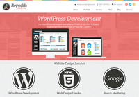 A great web designer: Reynolds Digital, London, United Kingdom logo