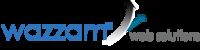 A great web designer: Wazzam Web Solutions, Toronto, Canada logo
