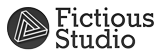 A great web designer: Fictious Studio, San Diego, CA logo
