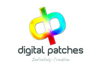 A great web designer: Digital Patches, Honolulu, HI logo