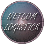 A great web designer: NetCom Logistics LLC, Wichita, KS logo