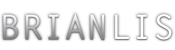A great web designer: Brian Lis, Chicago, IL logo
