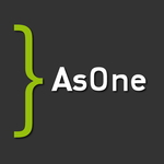 A great web designer: AsOne Design, Manchester, United Kingdom logo