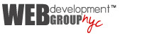 A great web designer: Web Development Group - NYC, New York, NY logo
