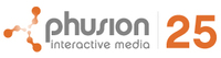 A great web designer: Phusion25.com, Salt Lake City, UT logo