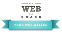 A great web designer: Web Shack, York, United Kingdom