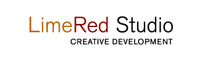 A great web designer: LimeRed Studio, Chicago, IL logo