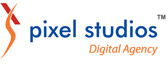 A great web designer: Pixel Studios Pvt Ltd, Chennai, India logo