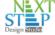 A great web designer: Next Step Design Studio, Orlando, FL logo
