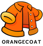 A great web designer: OrangeCoat, Greenville, SC logo
