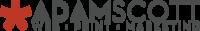 A great web designer: Adam Scott, Nashville, TN logo